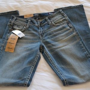 Silver Jeans Jeans - Silver Suki Jeans